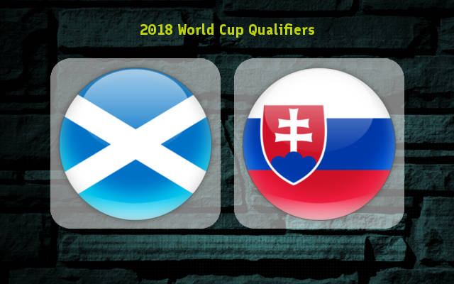 Scotland vs Slovakia Full Match & Highlights 4 October 2017