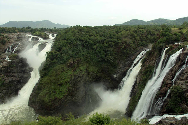 Gaganachukki falls, during Aug-2011