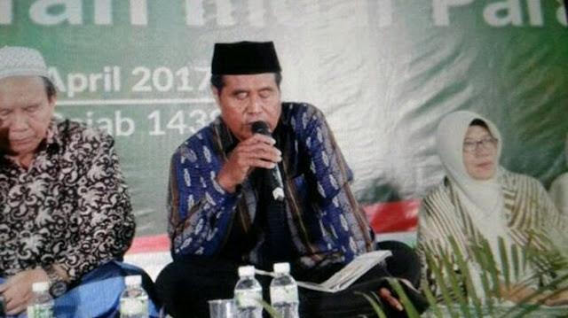Innalillahi, Rekaman Detik-detik Meninggalnya Ustaz Jafar setelah Baca Surat Al Mulk Ayat 2