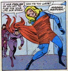 Fantastic Four 41 Frightful Four Medusa