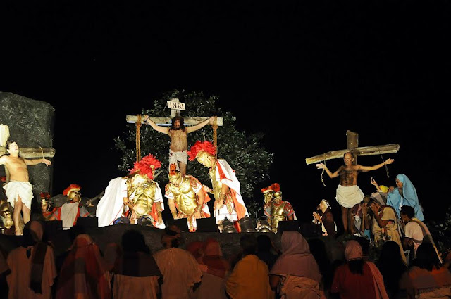 Recife terá duas encenações da Paixão de Cristo