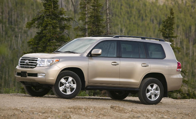 2016 Toyota Land Cruiser Review