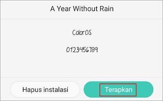 Cara Mengganti Font Android 7