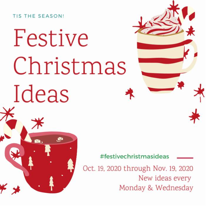 Festive Christmas Ideas Blog Hop