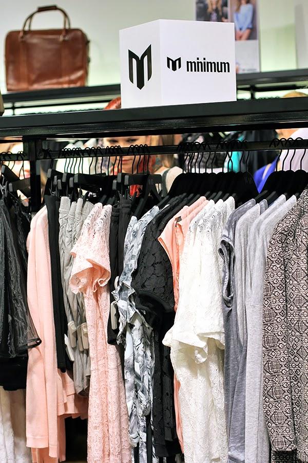 minimum fashion brand