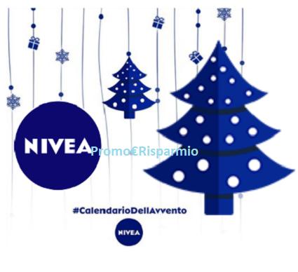 Nivea Calendario Avvento.Promo Risparmio Calendario Dell Avvento Nivea Vinci