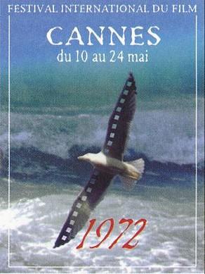 1972 cannes film festival poster