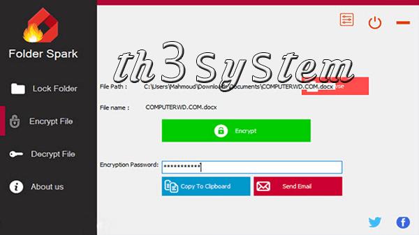 download Spark Program Folder for free