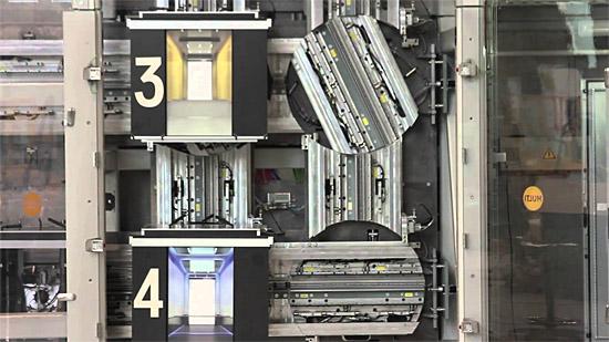 Novo elevador Multi da Thyssenkrupp - Img 1