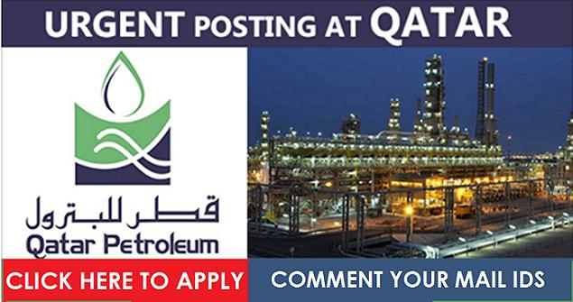 Qatar Petroleum Jobs in Qatar | Jobs And Visa Guide