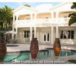 Casa de Gloria Estefan