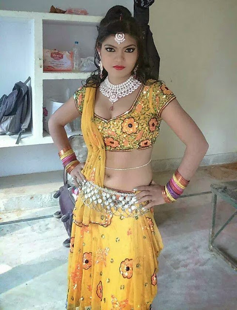 Bhojpuri Singer & Actress Nisha Ji Images, Wallpaper