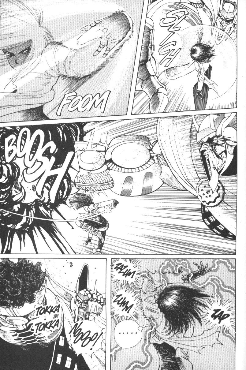 Battle Angel Alita chapter 05 trang 46
