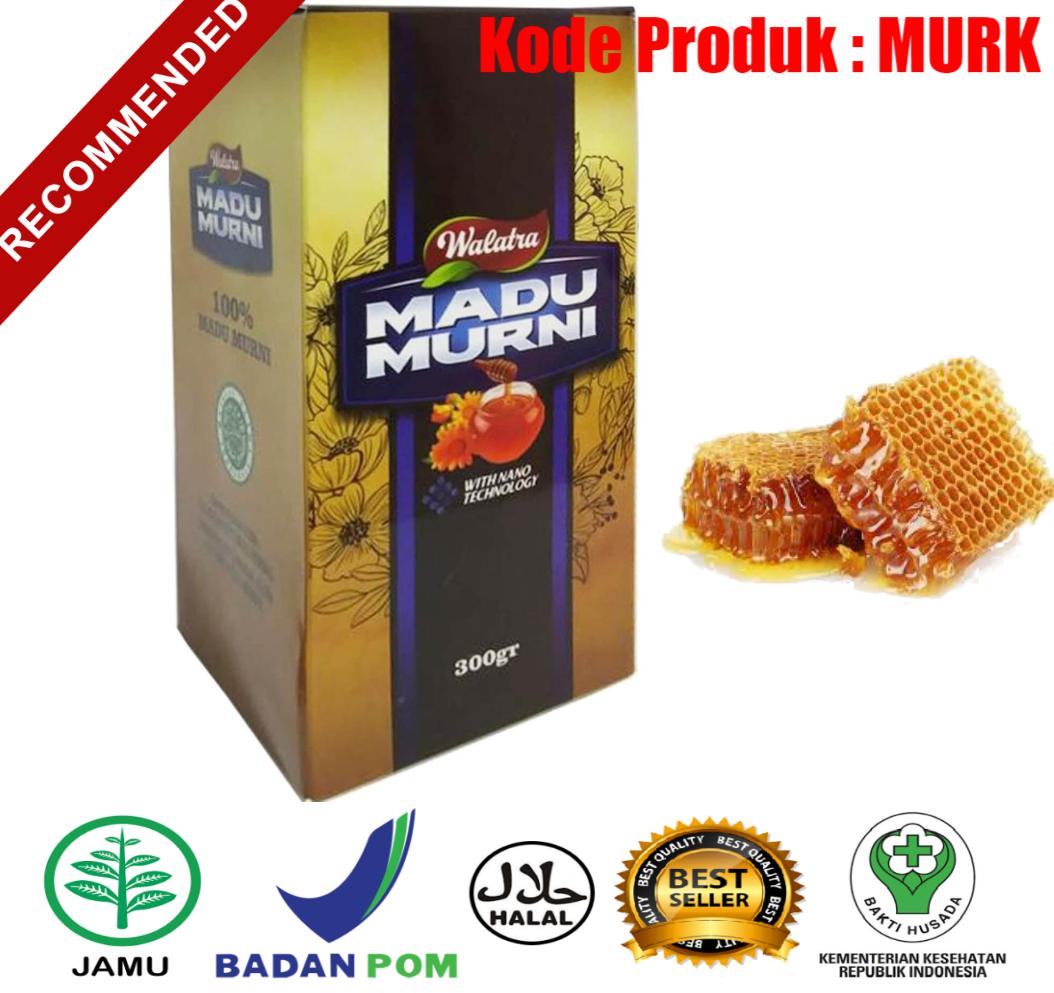 Cara Membeli Walatra Madu Murni