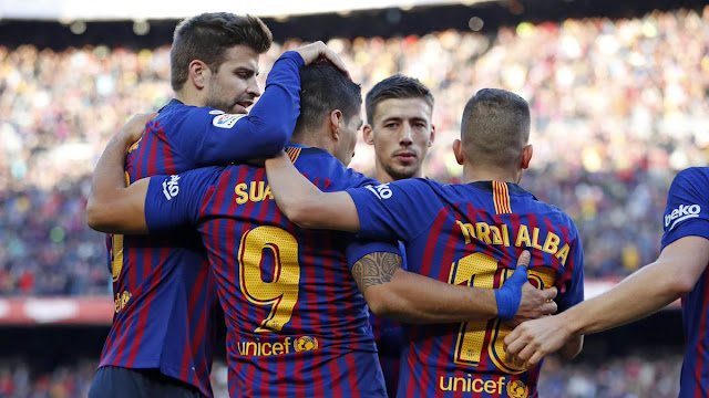 Hasil El Clasico, Barcelona Pecundangi Real Madrid