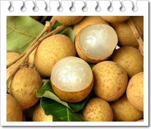 Manfaat buah kelengkeng untuk kesehatan tubuh kita