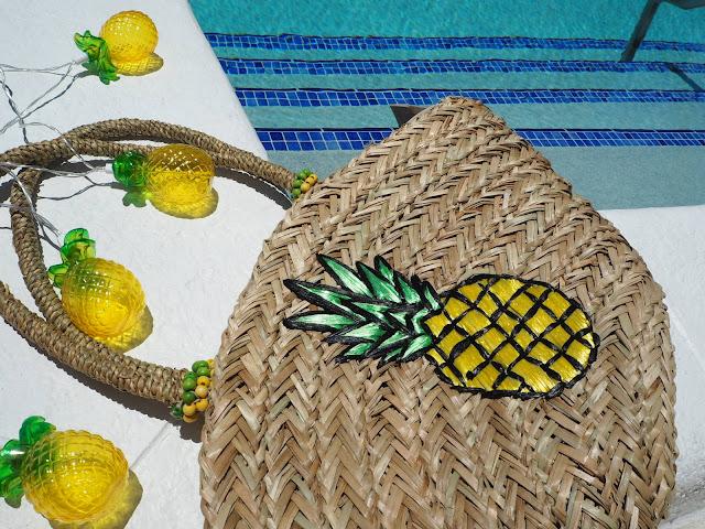 Sunnylife Pineapple Lights