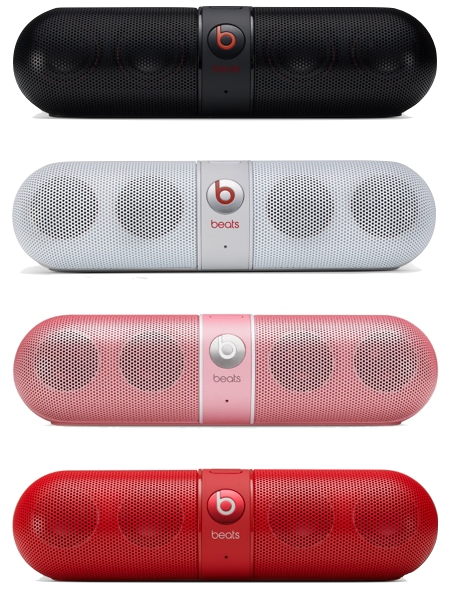 Beats Pill wireless speakers