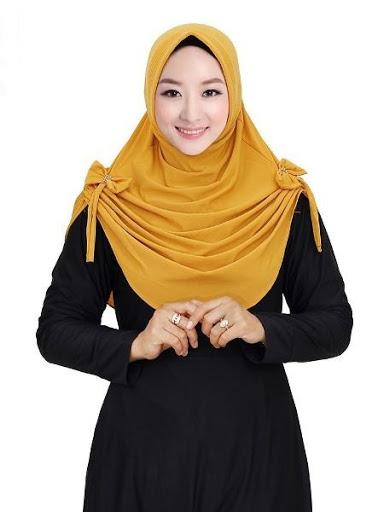 model hijab instan terbaru