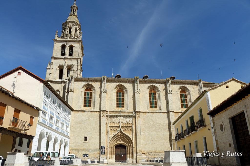Iglesia de Santa María, Medina de Rioseco