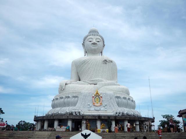 Phuket Big Buddha, Thailand