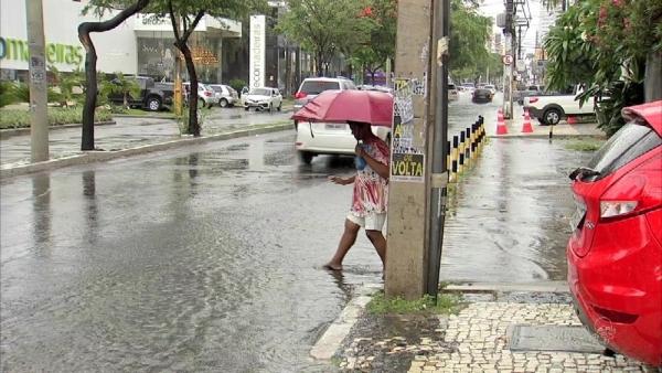 Ceará deve voltar a receber chuvas fortes nos próximos dias, prevê Funceme