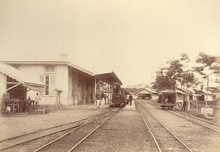 Sejarah Kereta Api di Aceh