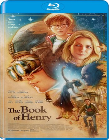 The Book of Henry (2017) Dual Audio Hindi 720p BluRay x264 950MB Movie Download