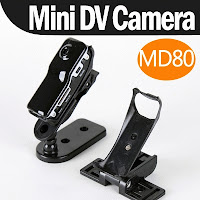 mini dv md 80