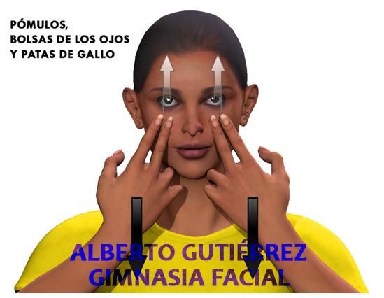 gimnasia facial - ejercicios