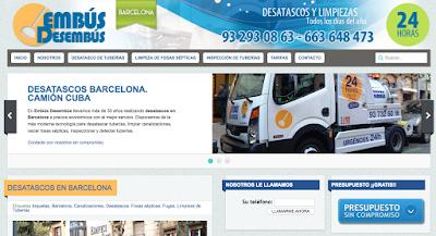 empresa de desatascos de barcelona