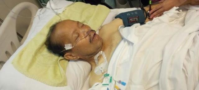 Terpidana Korupsi APBN 2013 , Masuk Rumah Sakit