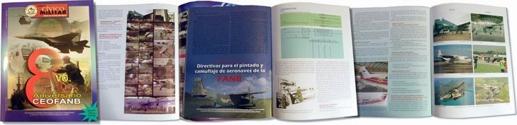camuflaje directiva ceo dir 119 venezuela racm