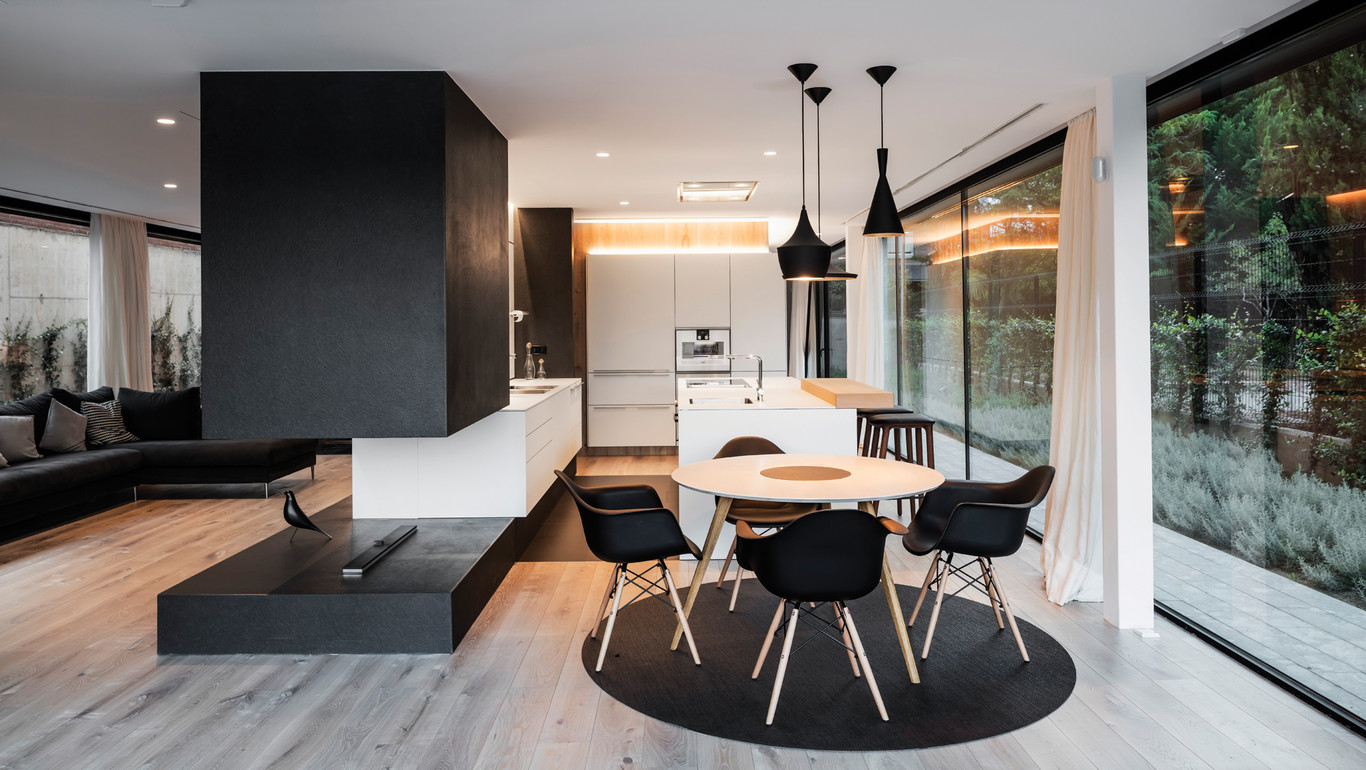 Casa sostenible de dise o arquima arquitectura y for Los mejores disenos de interiores del mundo