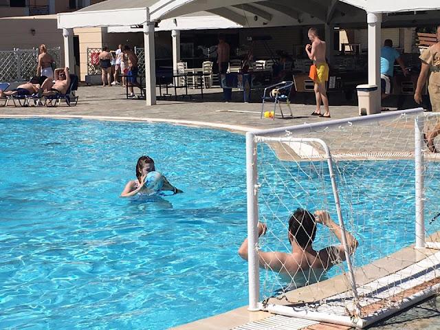 Mareblue Beach Resort Water Polo