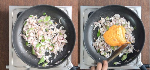 Easy Kootanchoru recipe