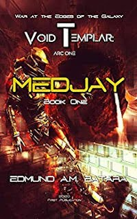 Void Templar: MEDJAY (Arc One) - book promotion by Edmund A. Batara