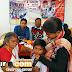गिद्धौर : सत्य साईं पब्लिक स्कूल के बच्चों को लगाया गया खसरा-रुबैला का टीका