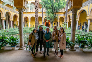 Palacio de las Duenas, Seville