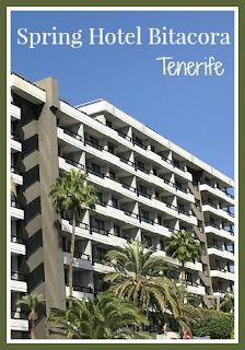A review of the Spring Hotel Bitacora, Tenerife