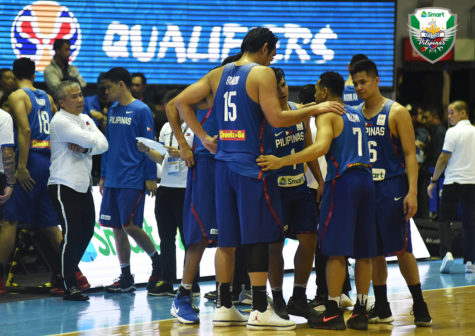 Gilas Final Roster for Australia