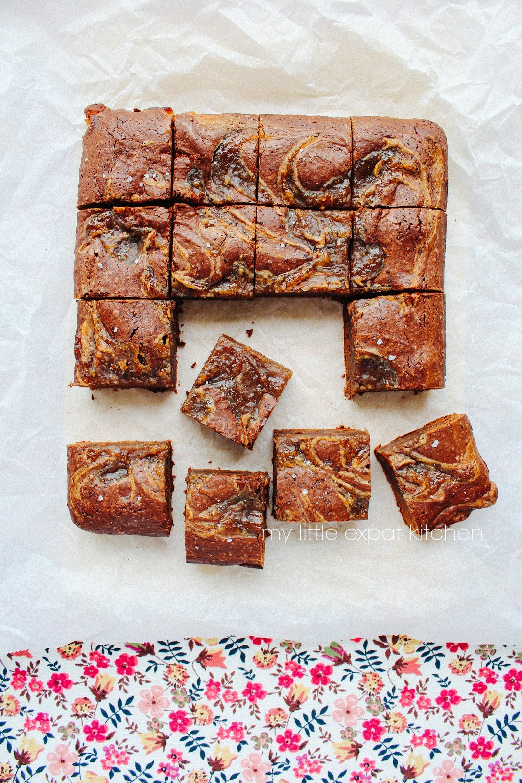 Sweet Chestnut Brownies Recipe picture