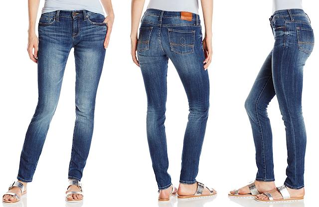 Lucky Brand Sophia Skinny Jeans $44 (reg $119)