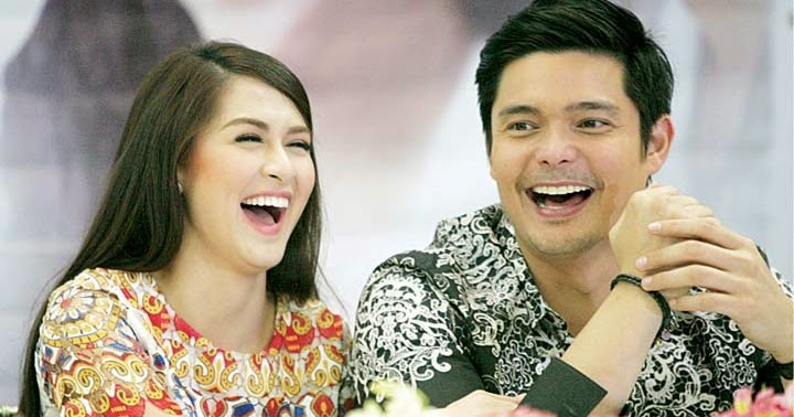 Dingdong Dantes-Marian Rivera Wedding Live Coverage ...