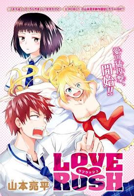 Manga Love Rush! Bahasa Indonesia