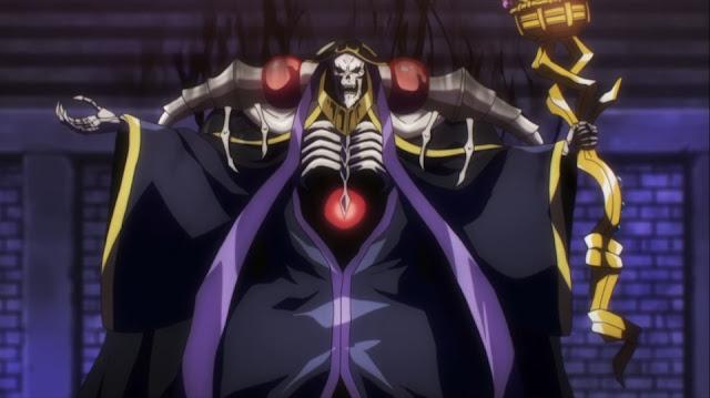 gambar anime overlord
