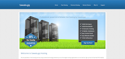 Sawala Free Hosting Review