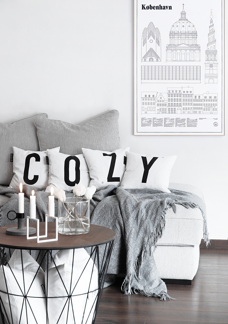 Only deco love winter cozyness from type hype with love for Chambre hygge