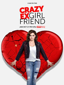Crazy Ex-Girlfriend Temporada 2×10 Online