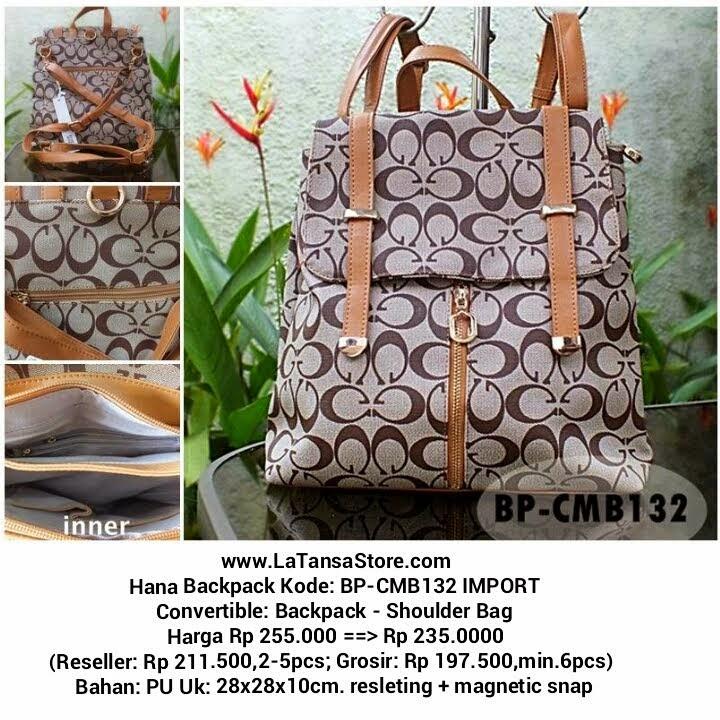 Grosir tas fashion import murah. Website  www.latansastore.com. FB Page  La  Tansa Store Serius Order  Kode Tas + Nama + Alamat + No.HP    Website cda3459731